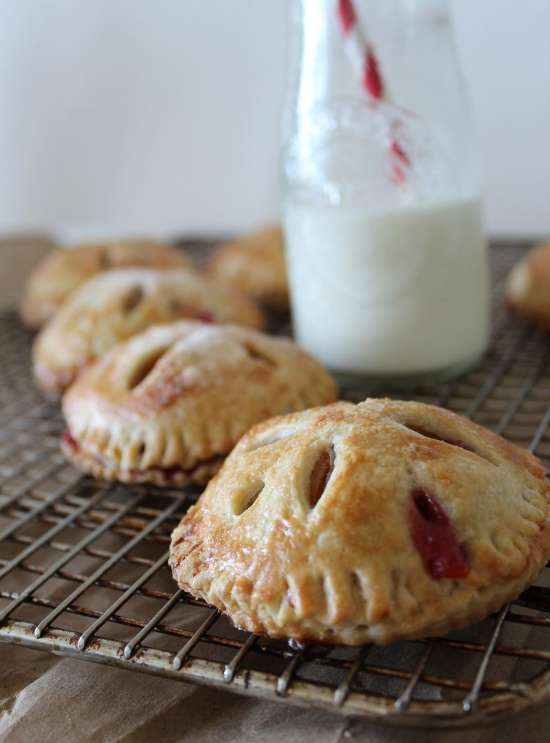 Cranberry-Apple Hand Pie   The Crafting Foodie